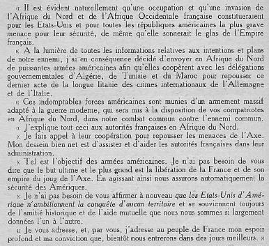 Mod Les De Lettre Adress E Un Ambassadeur les pages de quot livres de guerre quot afn 41 42 roosevelt