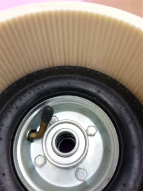 kit completo pneu roda casco teflon p drift trike