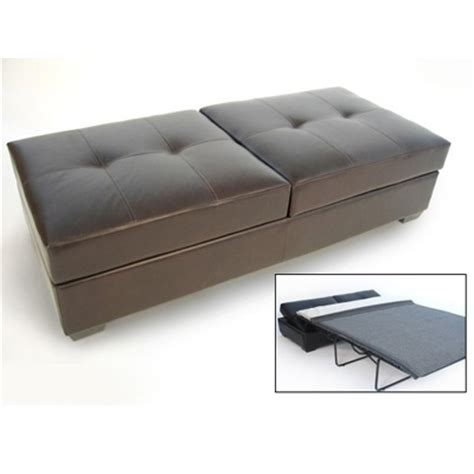 Ottoman Folding Bed Ottoman That Folds Out Into A Bed For The Home