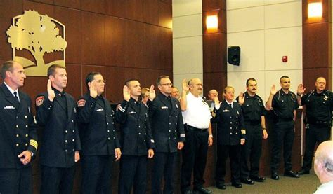 lajoy plymouth mi canton 16 officers named to new ranks