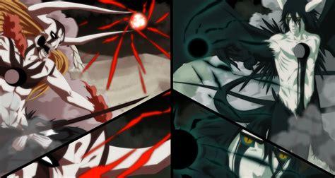 imagenes de anime ulquiorra bleach amv ichigo vs ulquiorra son of sam shinedown