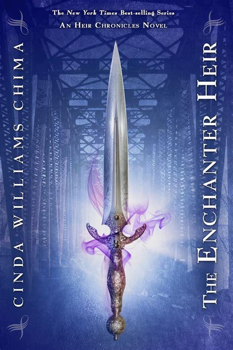 the heirs of books cinda williams chima writer enchanter heir