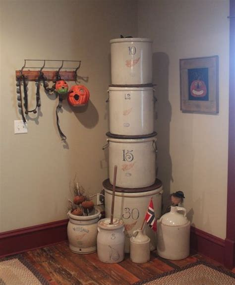 Decorating With Crocks by 17 Best Ideas About Antique Crocks On Antique