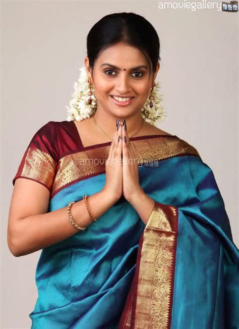actress kalyani kalyani cute saree stills kalyani latest unseen photo