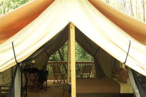 york tent and awning cozy safari tent rentals in finger lakes region