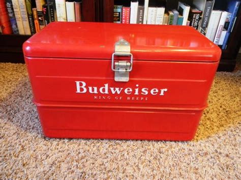 bud light beer cooler 127 best images about budweiser on pinterest bud light