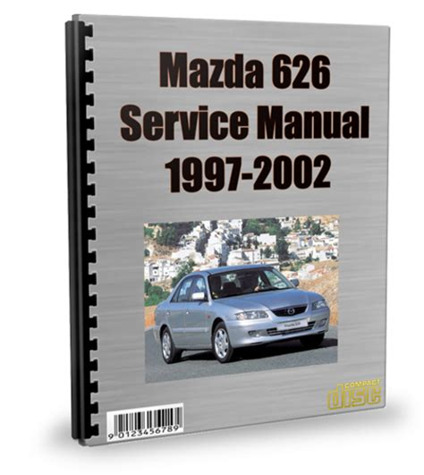 service manual download car manuals pdf free 1986 mazda 626 parking system 1997 mazda 626