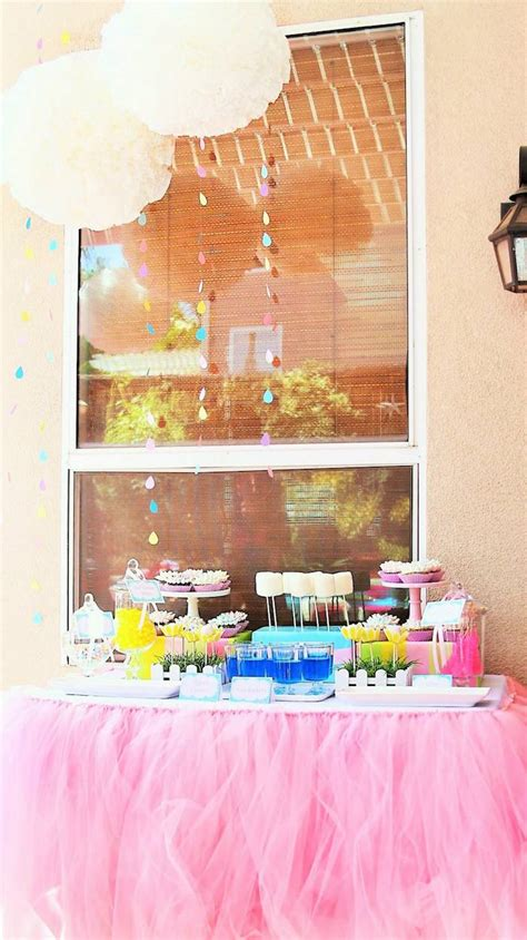 April Showers Bring May Flowers Baby Shower by April Showers Bring May Flowers Themed Baby Shower Via