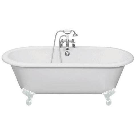 roll in bathtub free standing roll top bath ebay