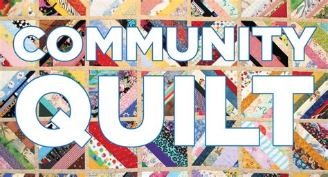 Community Quilt by Community Quilt Chapel Hill Library