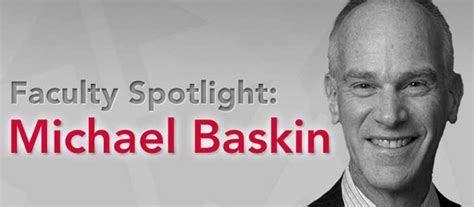 Lake Forest Mba Ranking by Faculty Spotlight Lake Forest S Michael Baskin Metromba
