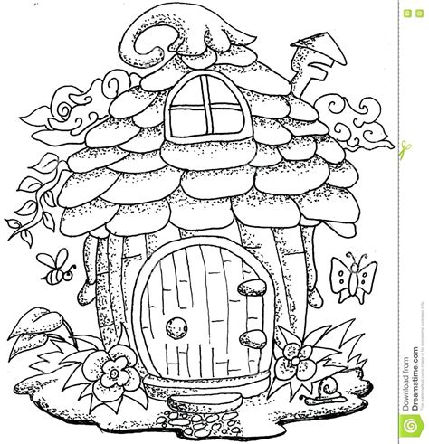 printable fairy house coloring fairy house coloring pages printable fairy