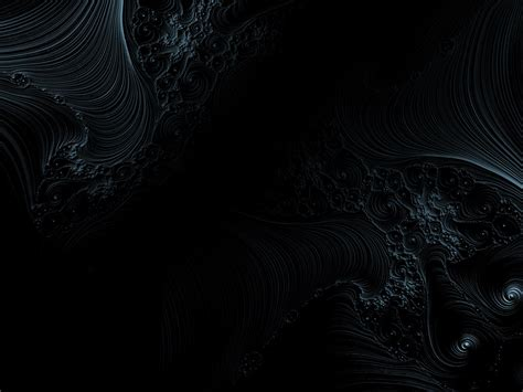 abstract fractal dark free ppt backgrounds for your