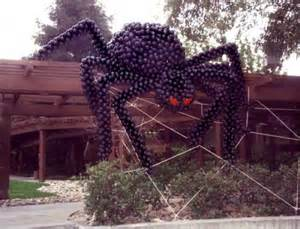 Large Spider Halloween Decorations Spiders And Webs For Halloween Time For The Holidays