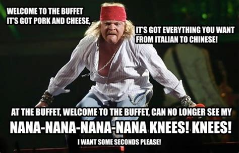 Fat Axl Rose Meme - morning funny picture dump 34 pics