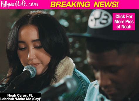 noah cyrus cry video video noah cyrus acoustic make me cry watch new