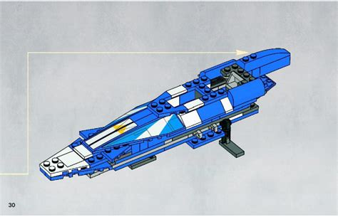 Lego 8093 Plo Koons Jedi Starfighter lego plo koon s jedi starfighter 8093 wars