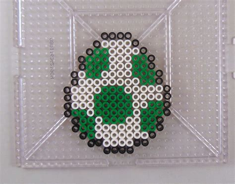 how to make perler bead patterns yoshi egg perler bead pattern krysanthe
