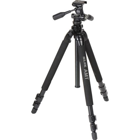 Tripod Pro slik pro 500hd tripod with 3 way panhead with shoe 615 501