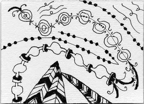 zentangle pattern gust zentangle gust