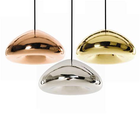 glass kitchen light fixtures aliexpress com buy gold silver copper lshade glass