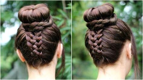 upside down v haircuts upside down braid hair tutorial braidsandstyles12 youtube