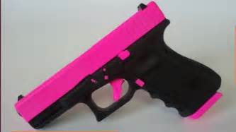 colored pistols focus on gun color is farcical alternative