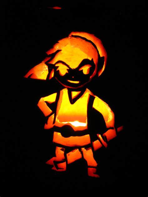 zelda pumpkin pattern the legend of zelda pumpkin carving collection robert