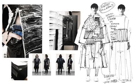 Masters In Fashion Designing Mba Course by The Graduate Portfolio As Taught By Dries Noten