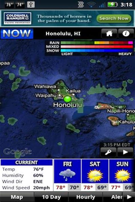 hawaii news now weathernow android apps on google play
