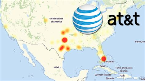 att outage map at t suffering outages in s fla