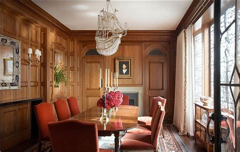 paneled rooms see this house overarching chic design in a fab new york