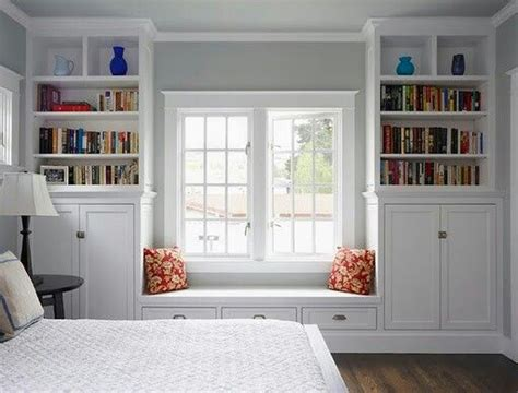 Bedroom Window Bench by Bedroom Window Seat And Storage For The Home