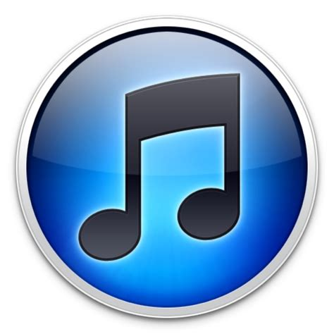 apple itunes with itunes 11 music software sees its sixth logo change