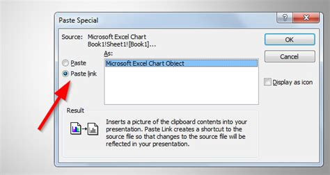 How To Copy Chart From Excel Into Powerpoint 2010 Copy Template Powerpoint