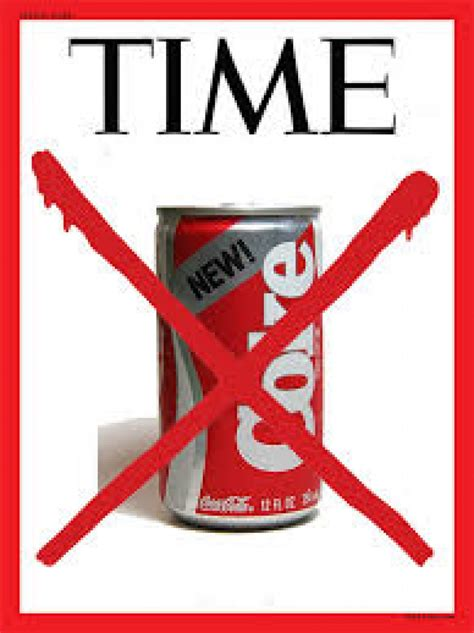 The New by The Remnant Newspaper How Is New Coke Analogous To The