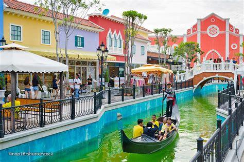 Cermin Venetian Malaysia hongkong shenzhen macau disney brunei 6d zata tour