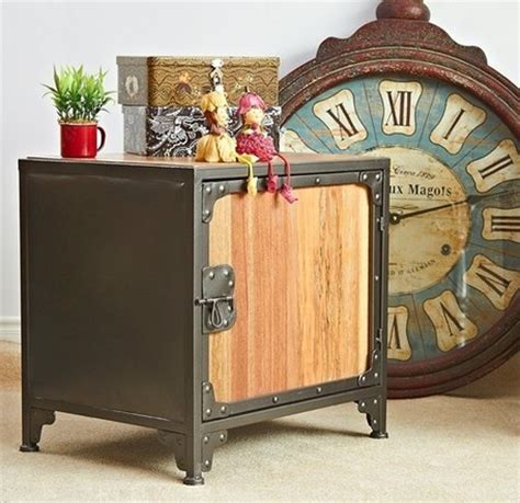 How To Spell Drawer by Rural Retro To Do The Wrought Iron Locker