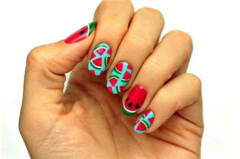 fruit nail art tutorial easy how french women do beauty makeup tutorials