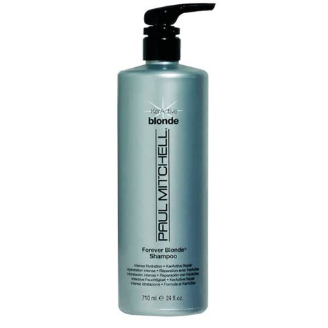 paul mitchell home paul mitchell forever blonde shoo 710ml buy online