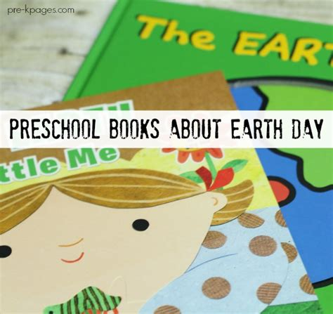under earth activity book celebrating earth day in preschool