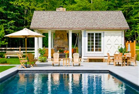 how to build a pool house custom pool house design plans ideas pictures