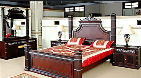 Home Furniture Shopping In Pakistan Bed Sets 6 Chiniot Furniture
