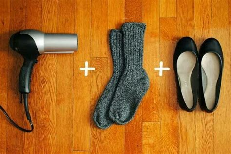 Hair Dryer Leather Shoes pin by diana mc on helpful hints
