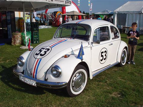 Vw Beetle Herbie Aufkleber by File Herbie In Nedelišće Croatia 1 Jpg Wikimedia Commons