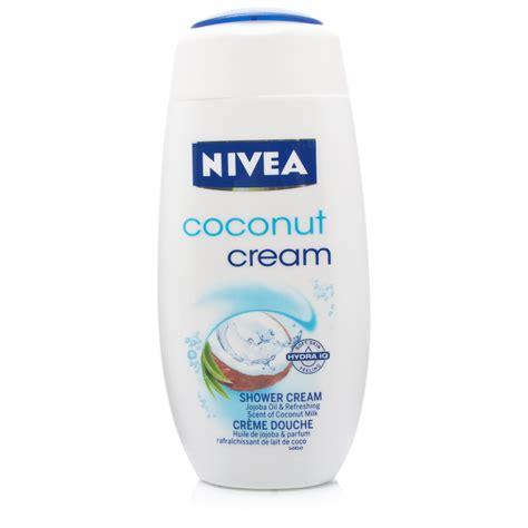 Shower Creie by Nivea Coconut Shower Ebay