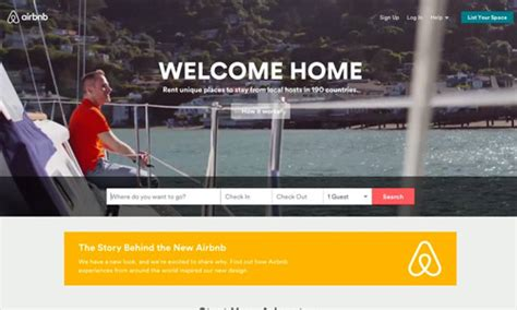 Airbnb Background Check 45 Exles Of Websites With Engaging Backgrounds
