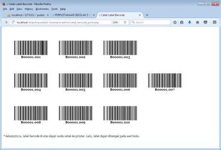 software untuk membuat label barcode bunafit komputer menjual source code program software