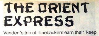 Topi Baret Suad By Bareto 1984 vanden vikings football linebacker and defense