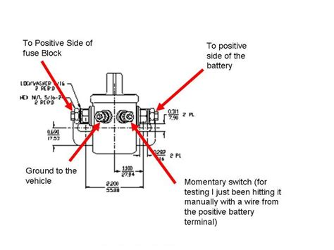 4 post solenoid wiring diagram html 4 free engine image